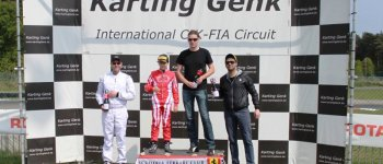 4 mei 2014 - 2nd Trophy SFC Genk  - Karting Genk